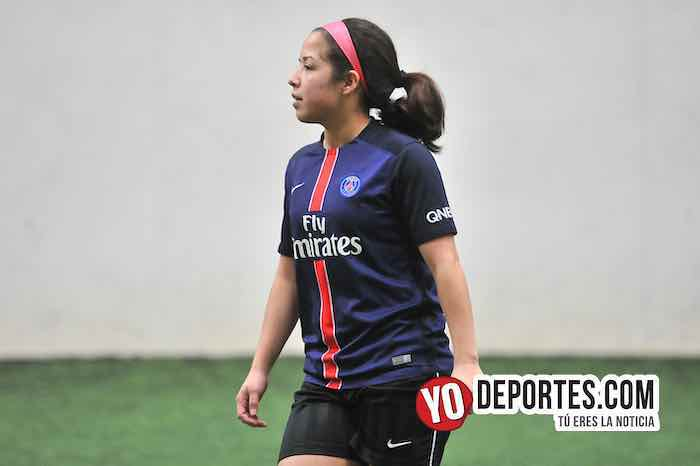 Nightmare-Chivas-AKD Soccer League Femenil Futbol