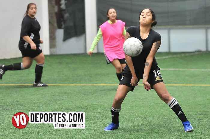 Nightmare-Chivas-AKD Soccer League Femenil
