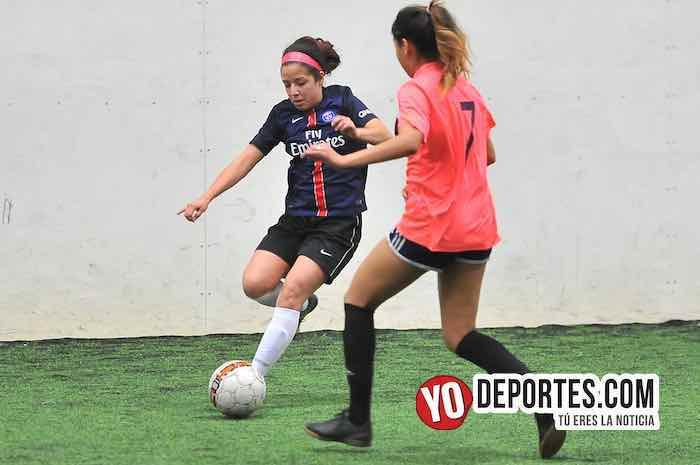 Nightmare-Chivas-AKD Soccer League Futbol femenil