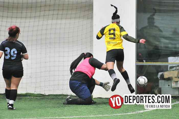 Portugal-Southside-Liga San Francisco Femenil Semifinal de Ida