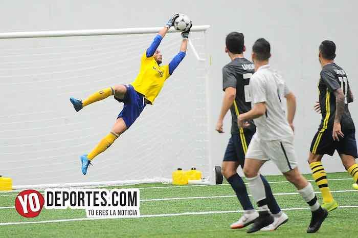 Rudy Chatita Gonzalez-Las Palmas-Campo Hermoso-Liga San Francisco Champions