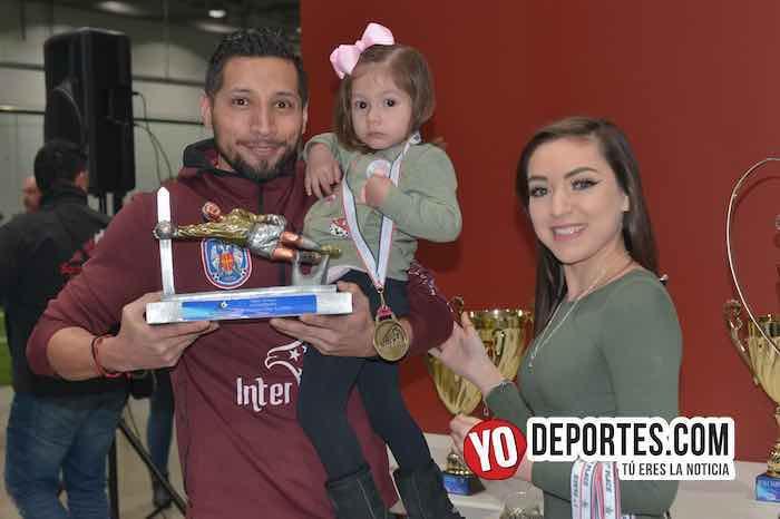 Rudy Chatita Gonzalez-Mejor Portero-La Palma-Boca Jr-Champions de los Martes-Liga San Francisco