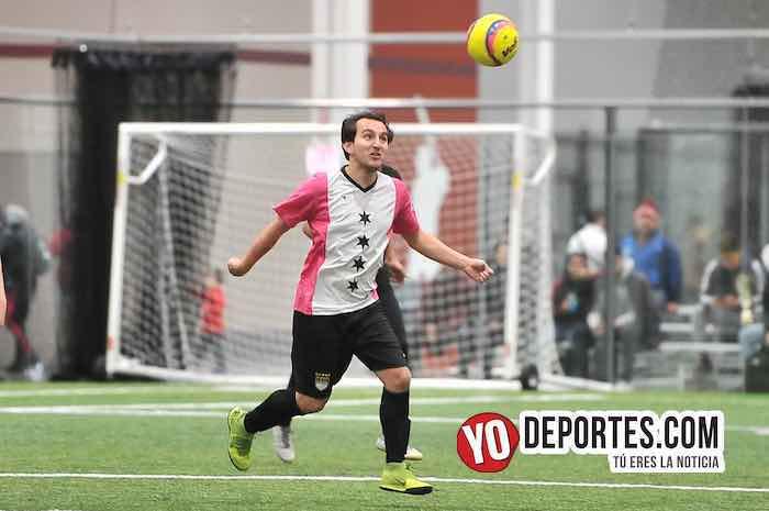 Tony Aguilar-La Palma-Boca Jr-Champions de los Martes-Liga San Francisco
