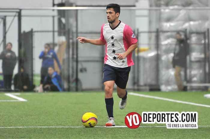 Victor Pineda-La Palma-Boca Jr-Champions de los Martes-Liga San Francisco