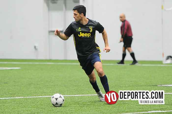Victor Pineda-Las Palmas-Campo Hermoso-Liga San Francisco Champions