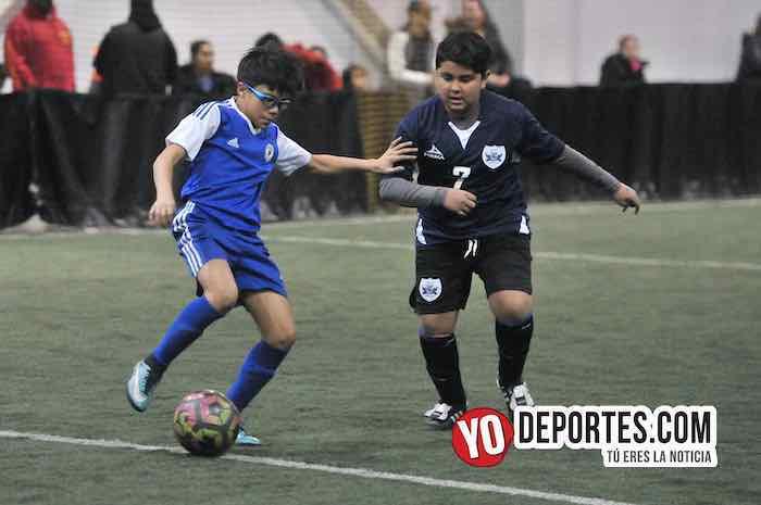 Aguilas-Black Lions-Liga Guerrerense-Rauner YMCA Chicago