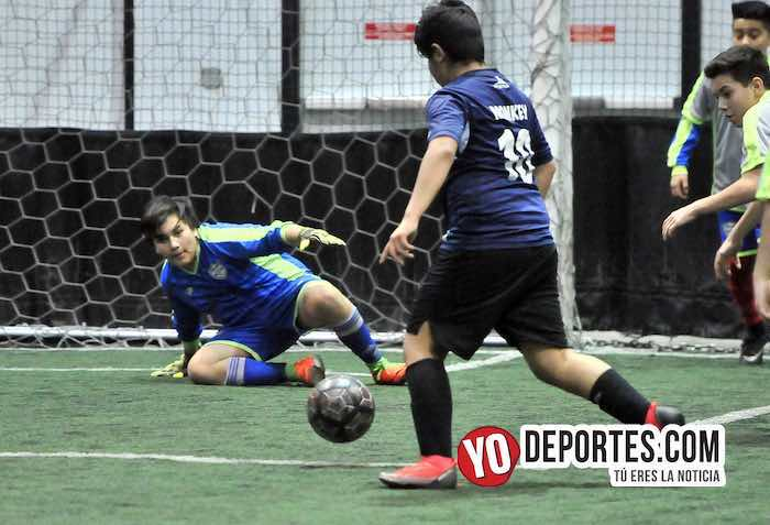 Aguilas-Chicago Allstars-Liga Guerrerense-Family Center YMCA