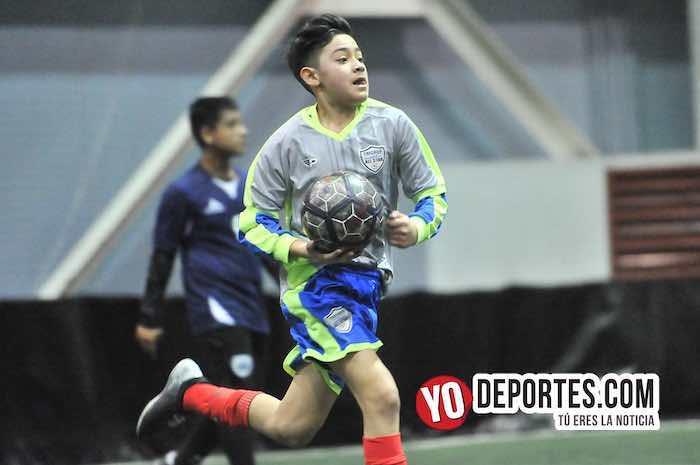 Aguilas-Chicago Allstars-Liga Guerrerense Rauner Family YMCA