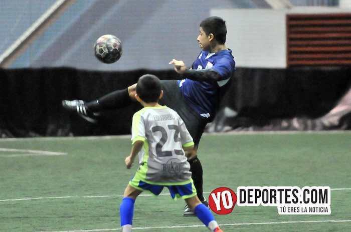 Aguilas-Chicago Allstars-Liga Guerrerense playoffs indoor YMCA Rauner Famili Center