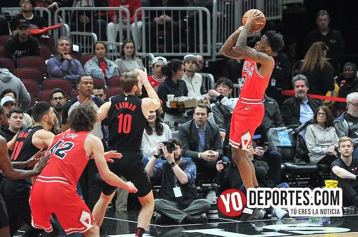 Antonio Blakeney-Chicago Bulls-Portland Trail Blazers