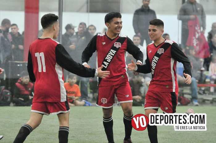 Baltazar Duran-La Joya-Deportivo Guerrero-Champions Liga Latinoamericana