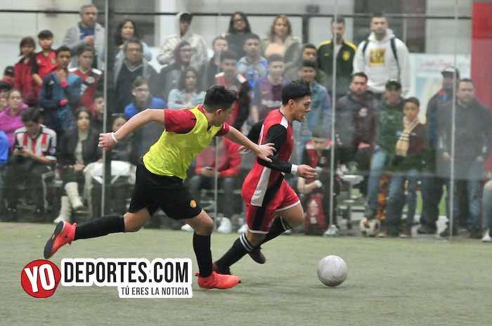 Baltazar Duran campeon La Joya-Deportivo Guerrero-Champions Jr Liga Latinoamericana