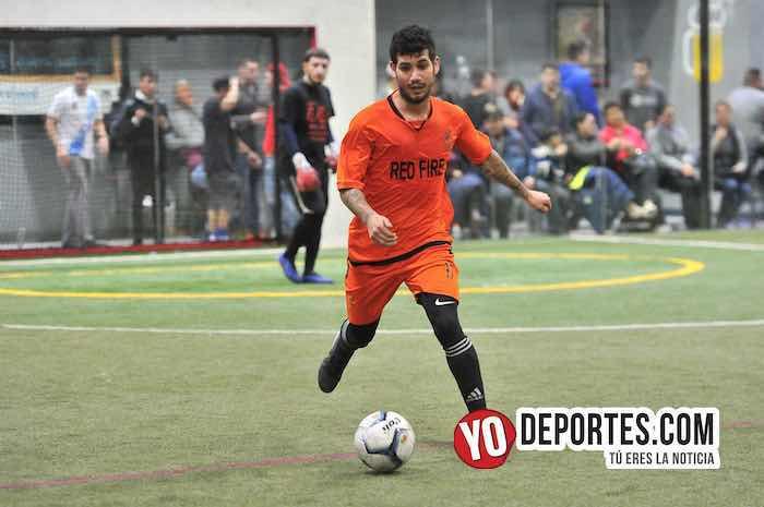 Boca Jr-Red Fire-Champions-Liga Latinoamericana Chicago soccer