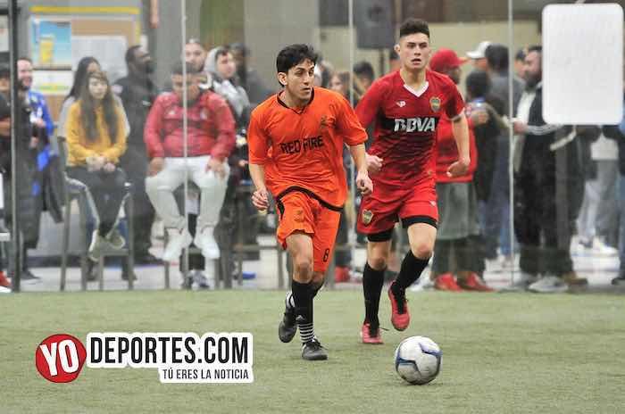 Boca Jr-Red Fire-Champions-Liga Latinoamericana cuartos de final