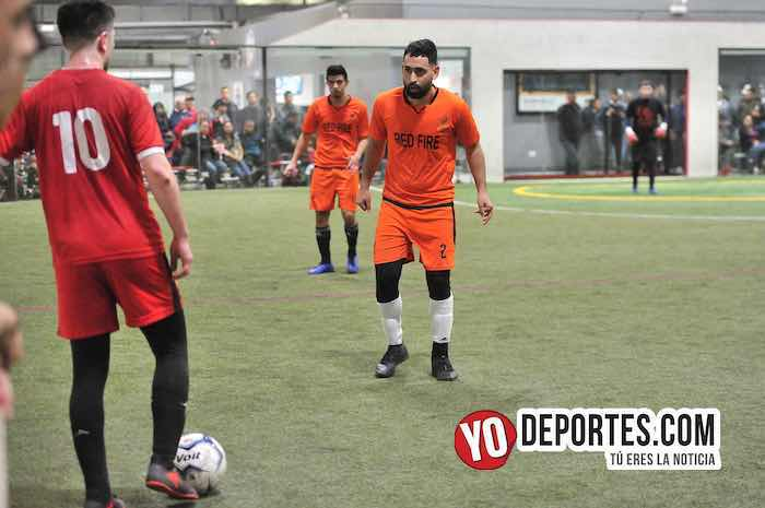 Boca Jr-Red Fire-Champions-Liga Latinoamericana playoffs