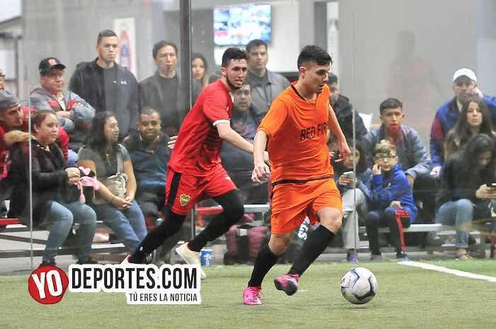 Boca Jr-Red Fire-Champions-Liga Latinoamericana soccer league