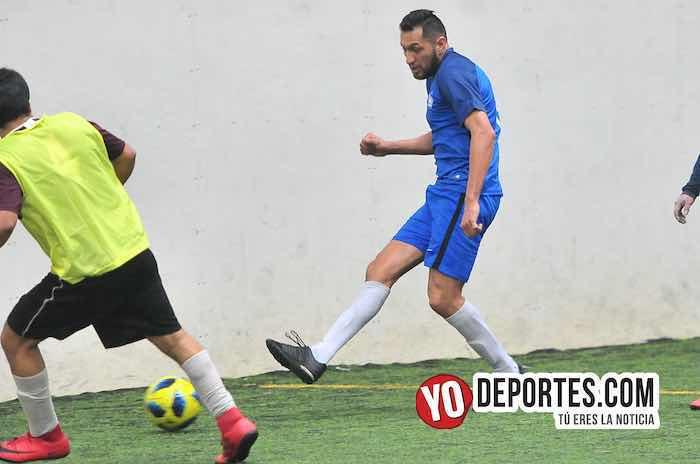 Campo Hermoso-Yautepec-Liga Jalisco-Veteranos chicago indoor