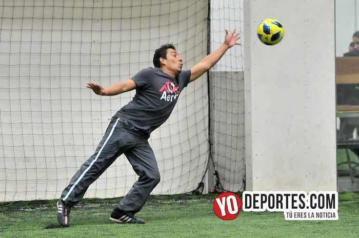 Campo Hermoso-Yautepec-Liga Jalisco-Veteranos soccer indoor