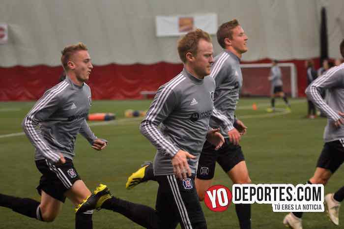 Chicago Fire-Practica-Fire Pitch