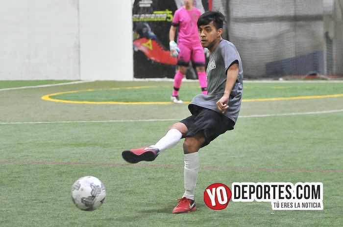 Chicago Soccer-San Antonio-Champions Liga Latinoamericana Chicago Indoor Sports