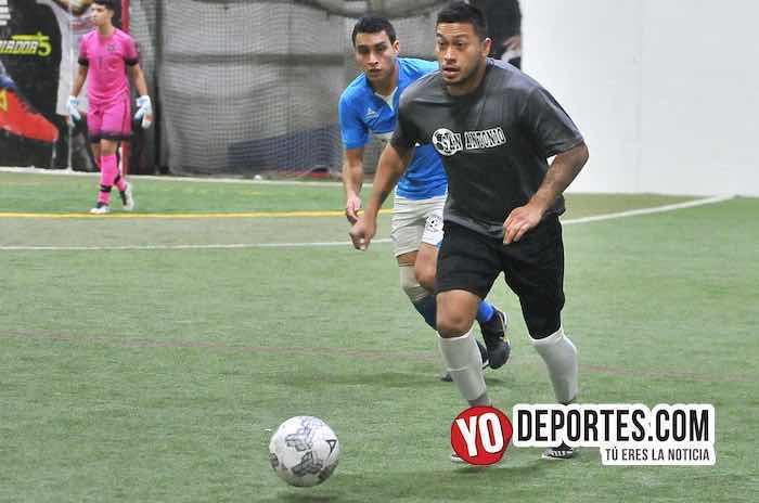 Chicago Soccer-San Antonio-Champions Liga Latinoamericana Victor Sequeida-