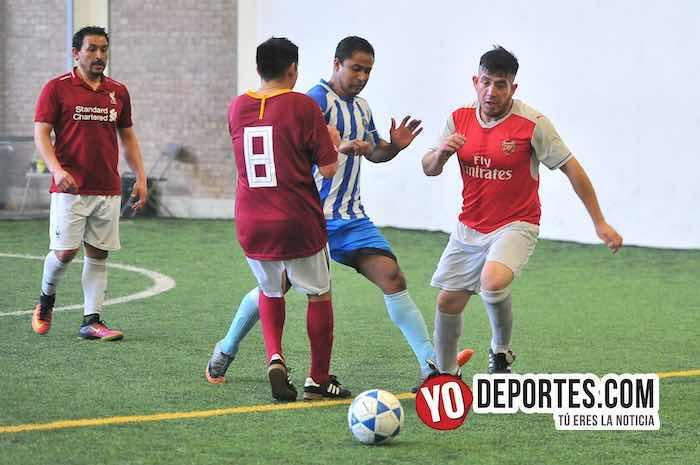 Dep Trujillo-Galeana-Liga Douglas Chicago Sports Complex