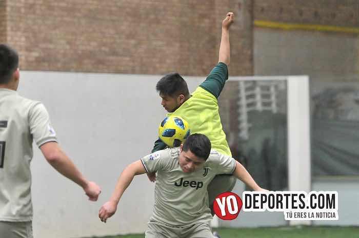 Deportivo 357-NYC-Liga Jalisco-semifinal chicago indoor sports complex
