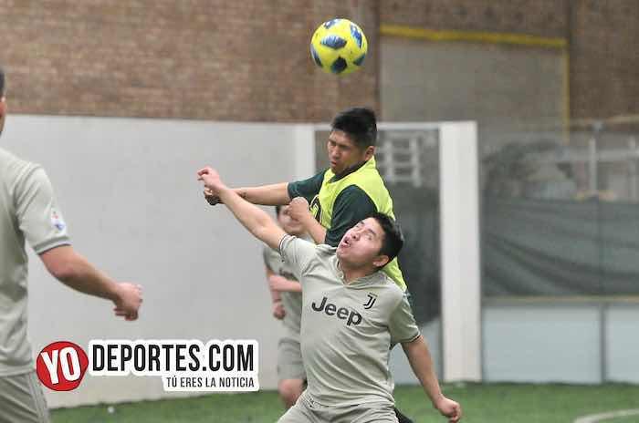 Deportivo 357-NYC-Liga Jalisco-semifinal de ida