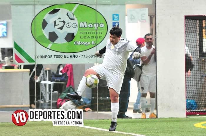 Deportivo Azul-Arsenal-Liga 5 de Mayo Chicago Indoor Sports