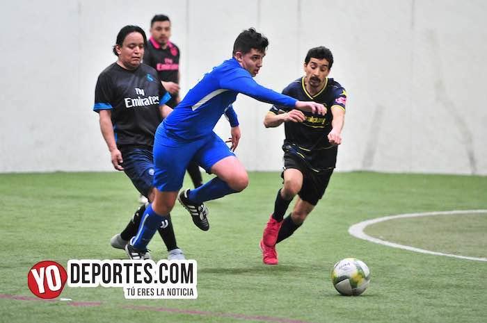 Deportivo Azul-Arsenal-Liga 5 de Mayo de Chicago