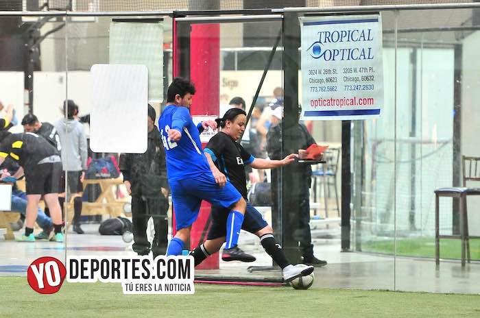 Deportivo Azul-Arsenal-Liga 5 de Mayo