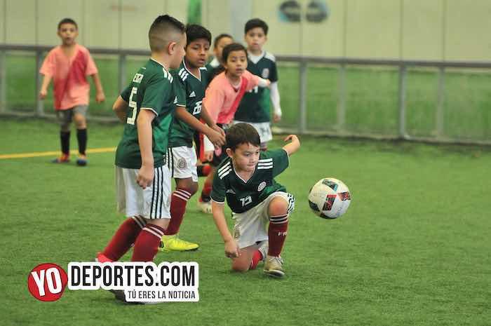 Deportivo Oro-Douglas Kids-Liga Douglas 35 y California
