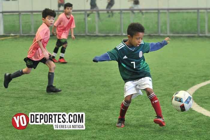 Deportivo Oro-Douglas Kids-Liga Douglas Kids