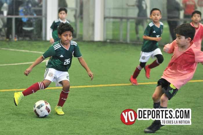 Deportivo Oro-Douglas Kids-Liga Douglas de Chicago