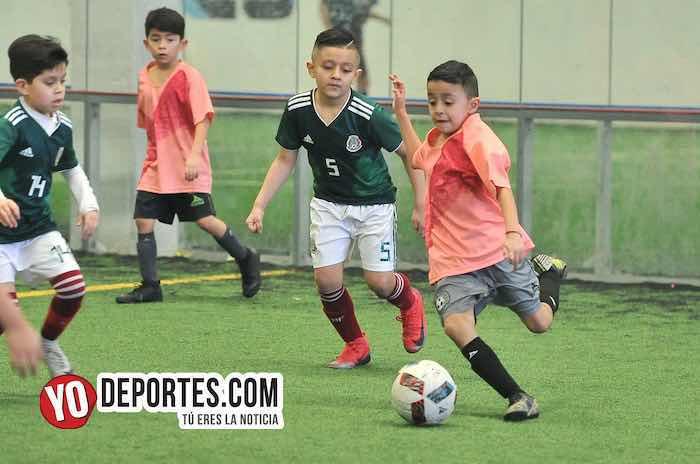 Deportivo Oro-Douglas Kids-Liga Douglas
