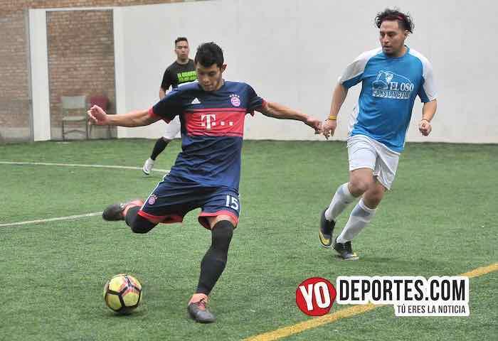 Deportivo Trujillo ganador en la Supercopa de los Martes de la Liga Douglas