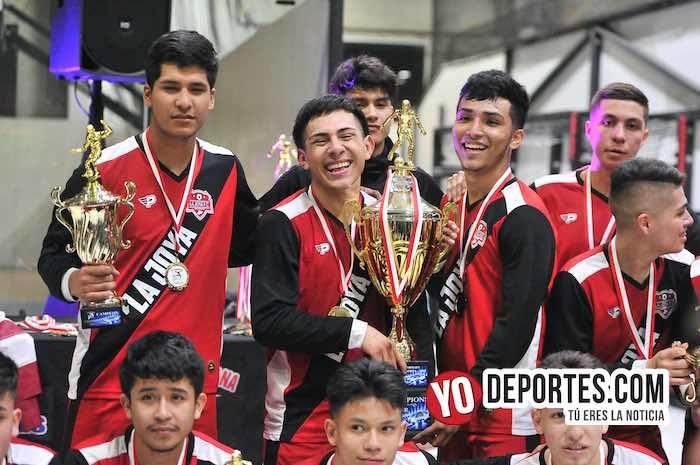 Doblete de La Joya en la Champions Jr de la Liga Latinoamericana