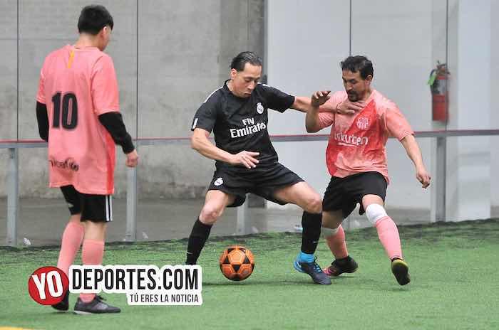 Galeana-Lobos Sierrenos-Supercopa de los Martes-Liga Douglas indoor 35 y california