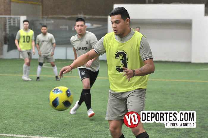 Gerardo Nene Ortiz-Deportivo 357-NYC-Liga Jalisco