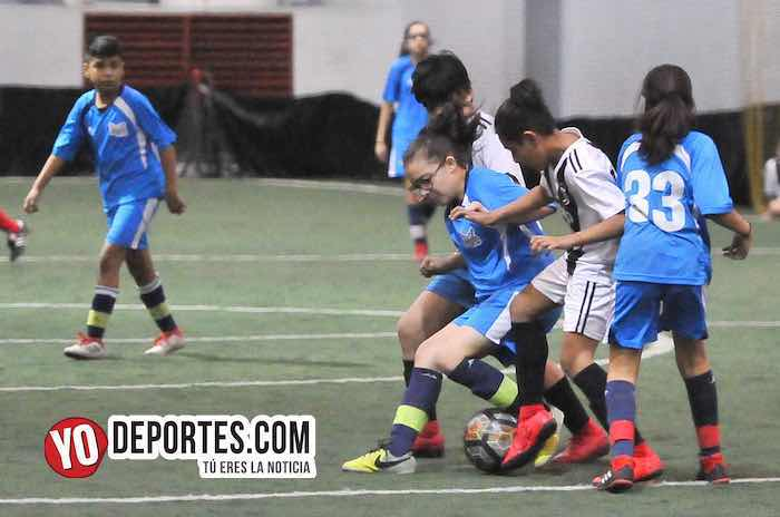 Halcones FC-Halcones JC-Liga Guerrerense-YMCA Futbol indoor