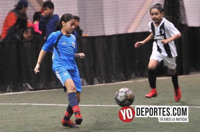 Halcones FC-Halcones JC-Liga Guerrerense-YMCA indoor soccer