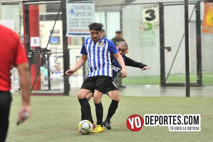 Hidalgo Veracruz-Osos FC-Liga 5 de Mayo Futbol Chicago