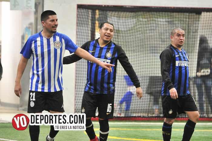 Hidalgo Veracruz alcanza y rebasa a los Osos FC en la Liga 5 de Mayo