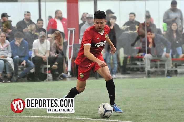 Javier Yepez-Boca Jr-Red Fire-Champions-Liga Latinoamericana