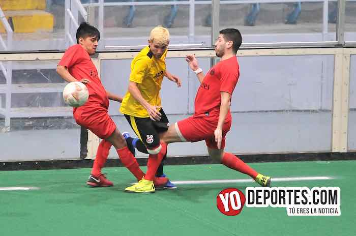 Jirosto del Oro a la final de Hispano Soccer League eliminando a Tilza Morelos