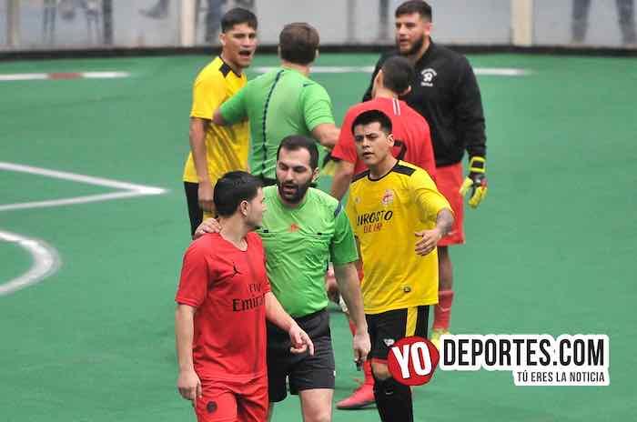 Jirosto del Oro-Tilza Morelos-Hispano Soccer League-vuelta