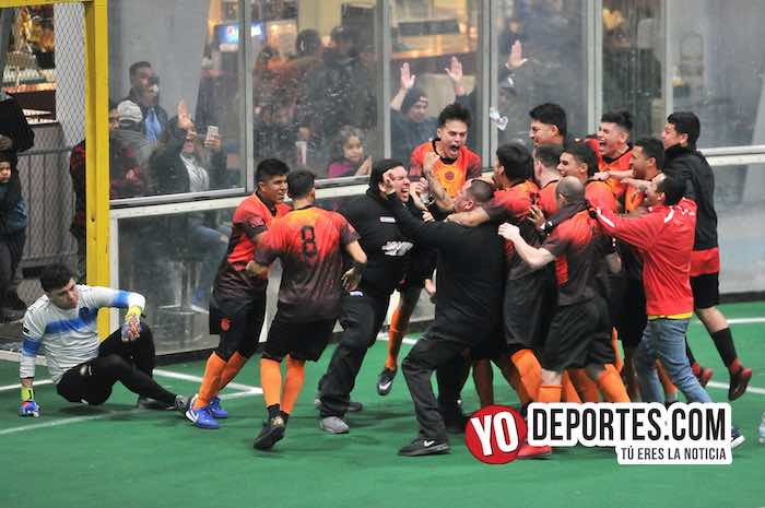 Jirosto del Oro-campeones-Hispano Soccer League-Final Mayor