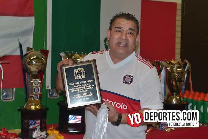 Juvenal Flores Jr-Rooferitos-Mexico-Kelly Soccer League