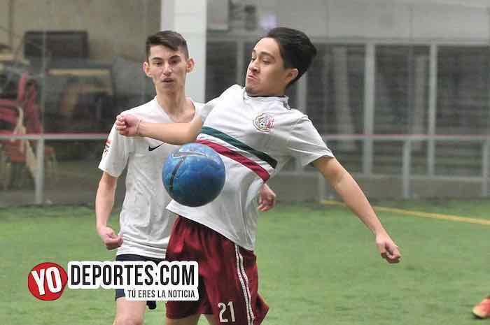 Juventus saca victorioso empate al Colima en la Liga Douglas