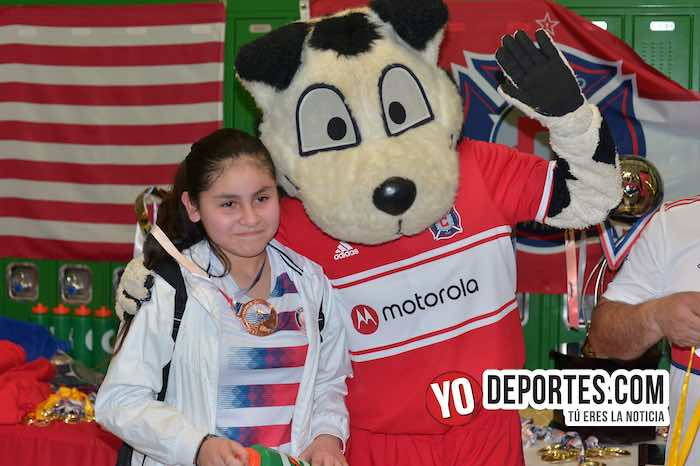 Kelly Soccer League chicago yodeportes